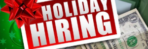Seasonal Jobs…or Seasonal to Permanent!